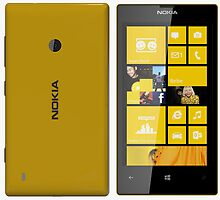 Nokia Lumia 520 by C4Dart