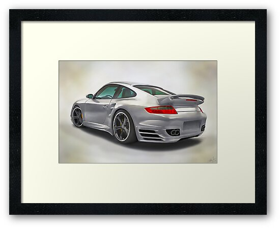 Porsche 911 by Rob  Toombs