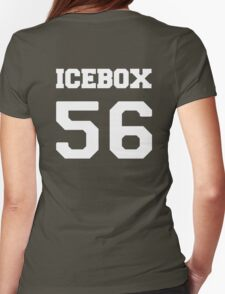 Icebox Womens Fitted T-Shirt