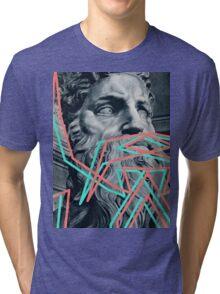THEBEARDEDHOMO Tri-blend T-Shirt