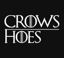 Crows Over Hoes by Simone Anderson