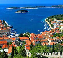 Croatia Coastal line by JessicaRoss
