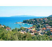 Croatia Inland Photographic Print