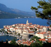 Croatia Harbor by JessicaRoss
