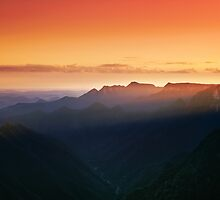 Monte Negro Canyon by MiVisions
