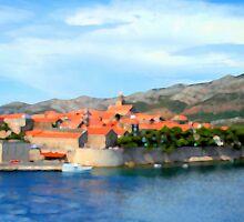 Croatia Inlet by JessicaRoss