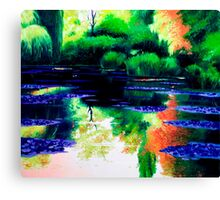 The Voice of Nature Canvas Print