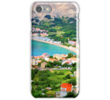 Croatia Portside iPhone Case/Skin