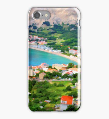 Croatia Portside iPhone Case/Skin