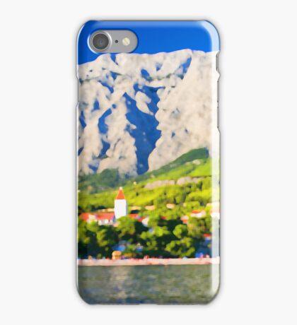 Croatia Mountainside iPhone Case/Skin