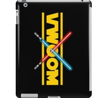 VWOOM iPad Case/Skin