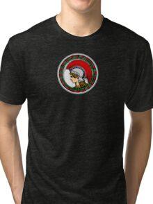 Athena/Minerva - color Tri-blend T-Shirt