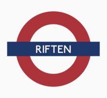 Riften Underground. by SerLoras