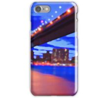 New York City Skyline Bridge iPhone Case/Skin
