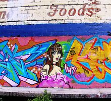 Graffiti As Art - by Schoolhouse62