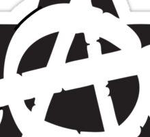 Anarchist Black Star Stickers Sticker