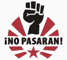No Pasaran Stickers by NeoFaction