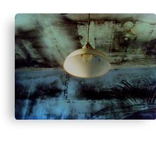 Throw a little light on the 'subject' Canvas Print