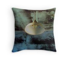 Throw a little light on the 'subject' Throw Pillow