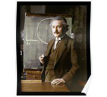 Albert Einstein, 1921 Poster