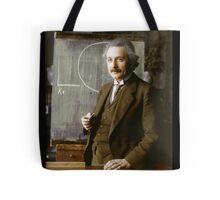 Albert Einstein, 1921 Tote Bag
