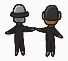 Daft Punk by barcabutts