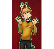 Christmas - Jim Kirk Photographic Print