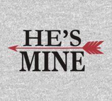He's Mine by nektarinchen
