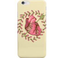 heart anatomical iPhone Case/Skin