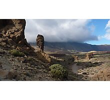 Teide Clouds Photographic Print