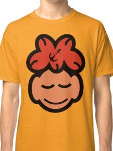 Cute Sleeping Face Classic T-Shirt