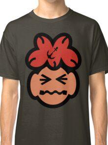 Cute Grimacing Face Classic T-Shirt