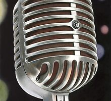Microphone by Anthony Billings
