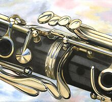 Clarinet by Anthony Billings