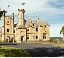 Government House Tasmania by Brett Rogers