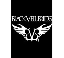 black veil brides band Photographic Print