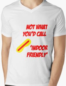 Cyclops - Not What You'd Call 'Indoor Friendly' Mens V-Neck T-Shirt