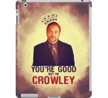 I'm Crowley! iPad Case/Skin