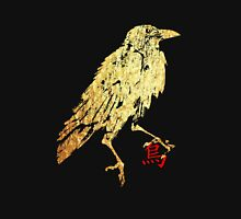 gold crow Unisex T-Shirt
