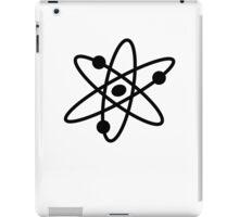 The Big Bang Theory Atom Logo 2 (in black) iPad Case/Skin