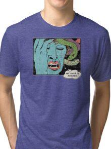 Mythical World Problems Tri-blend T-Shirt