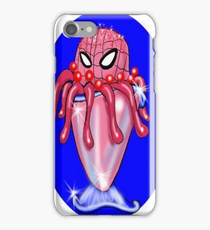 SPIDERMAN CARTOON iPhone Case/Skin