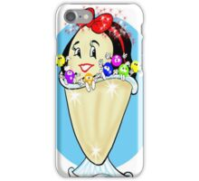 SNOW WHITE CARTOON iPhone Case/Skin
