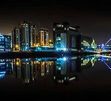 Tyne Reflections by neil sturgeon