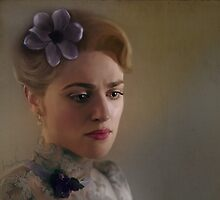 Lucy Westenra by LindaMarieAnson