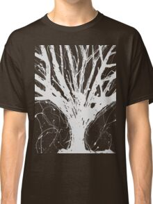 Abstract Tree Painting by Parrish Lee Classic T-Shirt