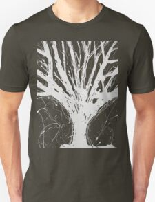 Abstract Tree Painting by Parrish Lee T-Shirt