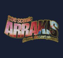 See Scenic Arrakis Kids Clothes