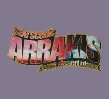 See Scenic Arrakis Kids Tee