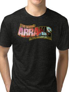 See Scenic Arrakis Tri-blend T-Shirt